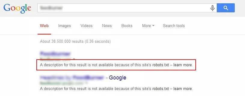 Mi página web no aparece en Google Estrategias SEO