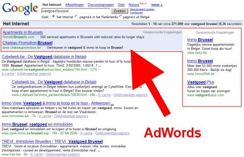 Posicionamiento Web no es lo mismo que AdWords Estrategias SEO